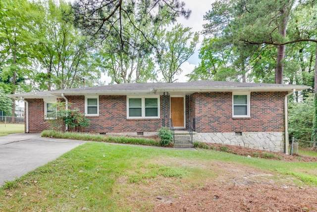 2895 Mount Olive Drive, Decatur, GA 30033 (MLS #6897505) :: The Hinsons - Mike Hinson & Harriet Hinson