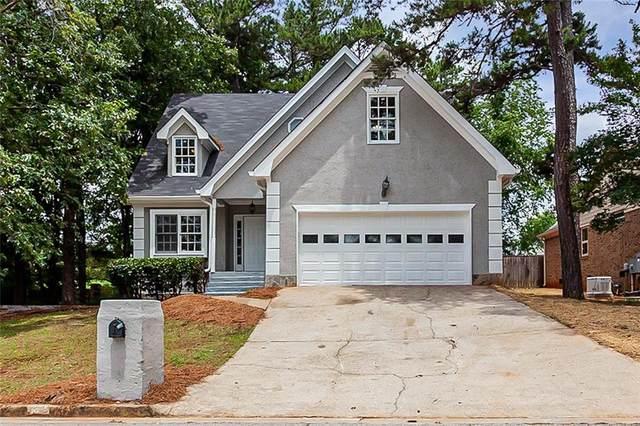 5568 Southern Pines Court, Stone Mountain, GA 30087 (MLS #6897511) :: North Atlanta Home Team
