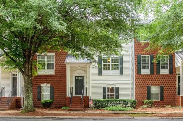 216 Village Square Drive, Woodstock, GA 30188 (MLS #6897528) :: Kennesaw Life Real Estate