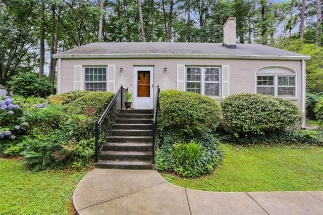 1895 Edinburgh Terrace NE, Atlanta, GA 30307 (MLS #6897536) :: The Hinsons - Mike Hinson & Harriet Hinson