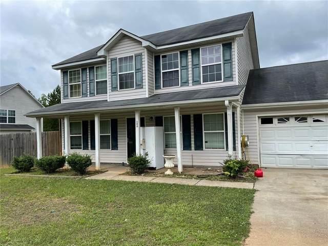 180 Bramble Bush Trail, Covington, GA 30014 (MLS #6897537) :: The Heyl Group at Keller Williams