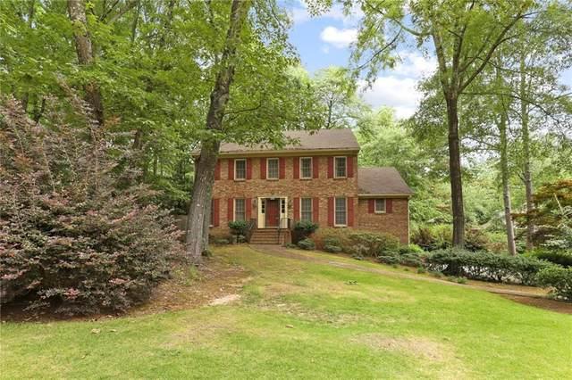 3491 Turtle Cove Court SE, Marietta, GA 30067 (MLS #6897549) :: North Atlanta Home Team