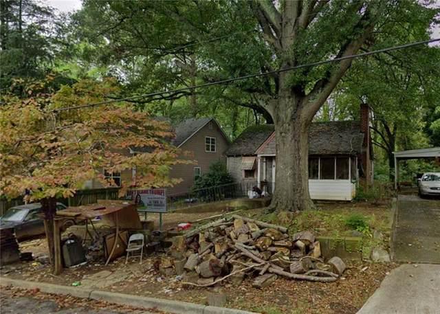 1977 Detroit Avenue NW, Atlanta, GA 30314 (MLS #6897558) :: Kennesaw Life Real Estate