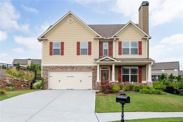 27 White Oak Trail, Dallas, GA 30132 (MLS #6897560) :: RE/MAX Paramount Properties
