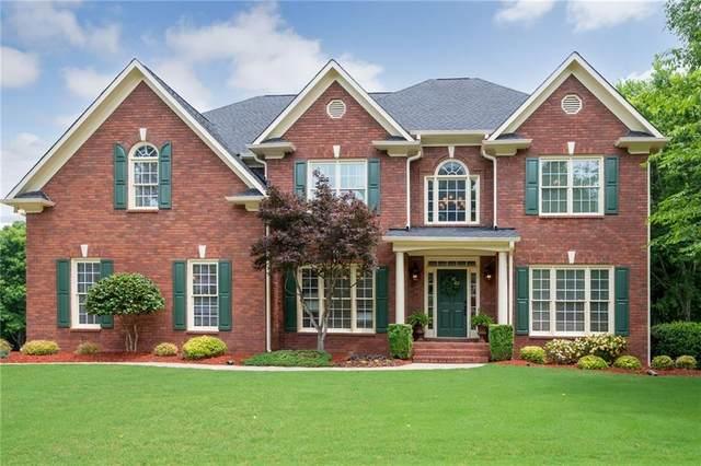 1400 Benbrooke Circle NW, Acworth, GA 30101 (MLS #6897574) :: Kennesaw Life Real Estate
