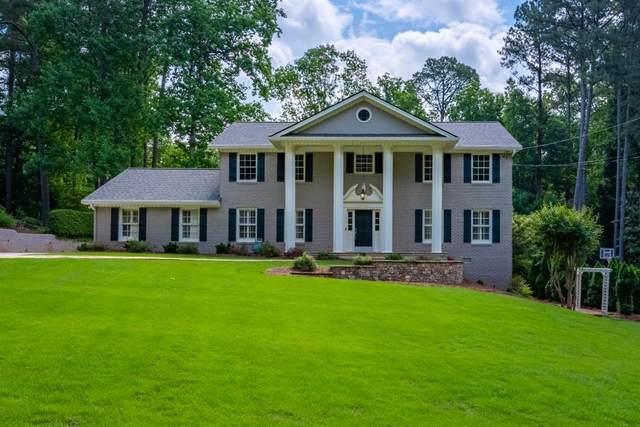 5458 Trowbridge Drive, Dunwoody, GA 30338 (MLS #6897581) :: North Atlanta Home Team