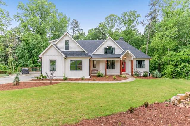 6259 Due West Road NW, Kennesaw, GA 30152 (MLS #6897585) :: Kennesaw Life Real Estate