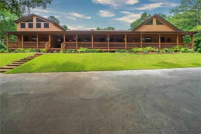 610 Fields Chapel Road, Canton, GA 30114 (MLS #6897586) :: RE/MAX Paramount Properties