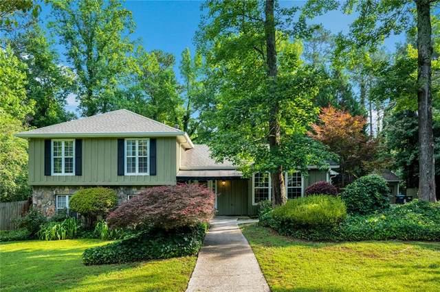 5061 Willeo Ridge Court, Marietta, GA 30068 (MLS #6897599) :: RE/MAX Paramount Properties