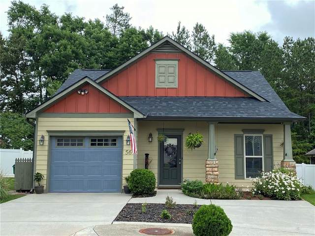 56 Howard Avenue NW, Cartersville, GA 30121 (MLS #6897600) :: North Atlanta Home Team