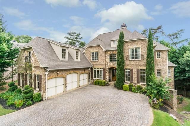 1240 Windsor Estates Drive, Marietta, GA 30062 (MLS #6897604) :: North Atlanta Home Team