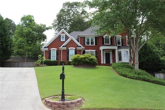 550 Old Nichols Trace, Lawrenceville, GA 30043 (MLS #6897610) :: North Atlanta Home Team