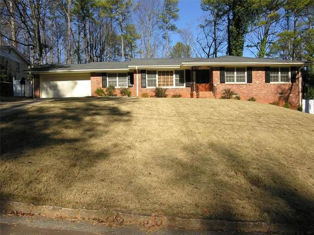 3582 Cloudland Drive, Stone Mountain, GA 30083 (MLS #6897625) :: Path & Post Real Estate
