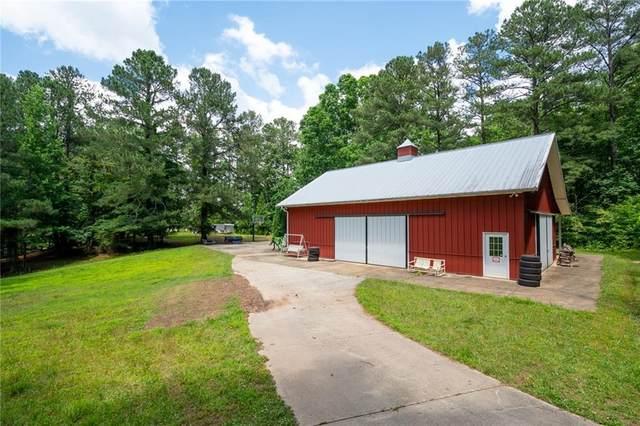 00 Trail Rd Tract 1, Marietta, GA 30064 (MLS #6897635) :: Kennesaw Life Real Estate