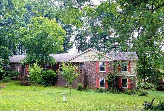 2548 Dukes Circle SE, Conyers, GA 30013 (MLS #6897657) :: North Atlanta Home Team
