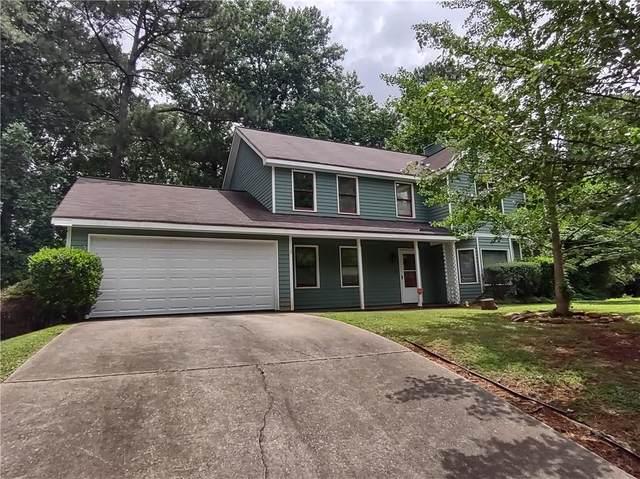 969 Pointer Ridge, Tucker, GA 30084 (MLS #6897658) :: Oliver & Associates Realty