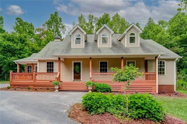 231 Luther Palmer Road, Cleveland, GA 30528 (MLS #6897661) :: North Atlanta Home Team