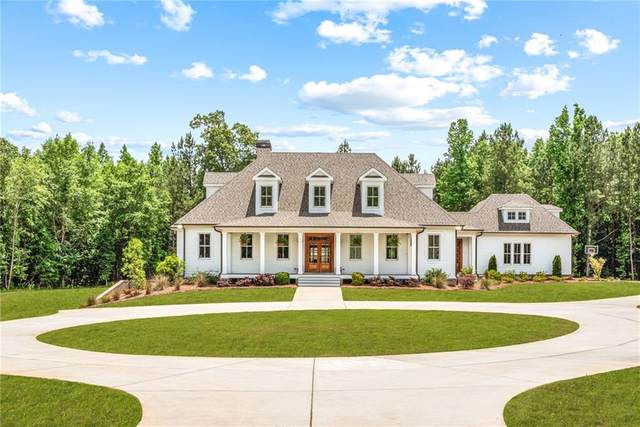 1581 Locklin Cemetery Road, Monroe, GA 30655 (MLS #6897671) :: Lucido Global