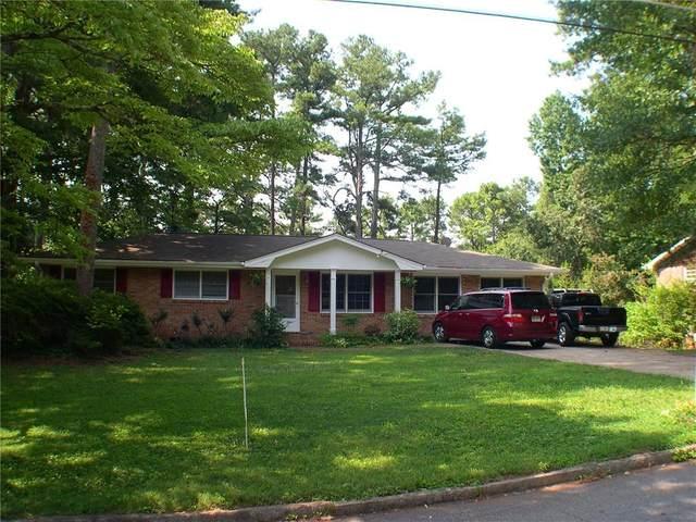 244 Forest Glen Circle, Avondale Estates, GA 30002 (MLS #6897672) :: North Atlanta Home Team