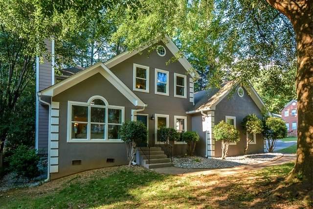 390 Greenmont Circle, Alpharetta, GA 30009 (MLS #6897697) :: North Atlanta Home Team