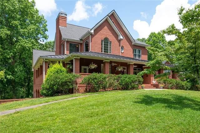40 Trail Road NW, Marietta, GA 30064 (MLS #6897711) :: Kennesaw Life Real Estate