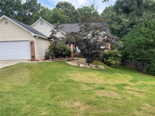 152 Eagles Crest Lane, Mcdonough, GA 30253 (MLS #6897715) :: Oliver & Associates Realty