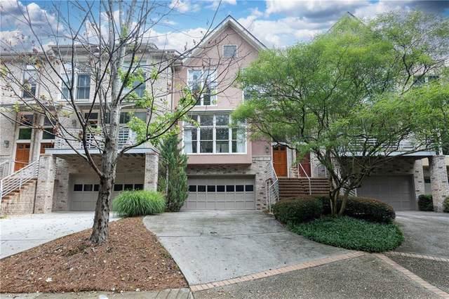 1330 Fernwood Circle NE #1330, Brookhaven, GA 30319 (MLS #6897732) :: North Atlanta Home Team