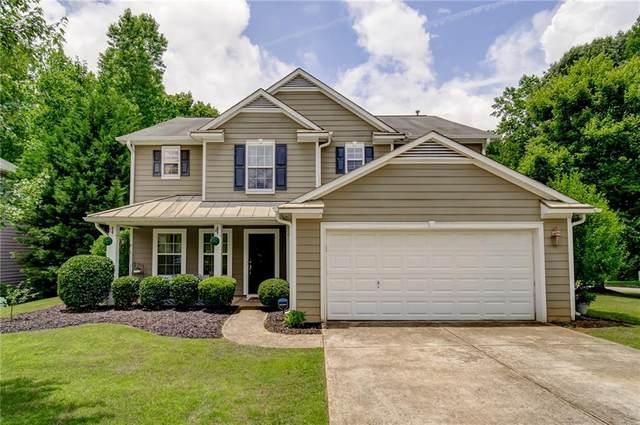 139 Magnolia Creek Drive, Canton, GA 30115 (MLS #6897740) :: Lucido Global
