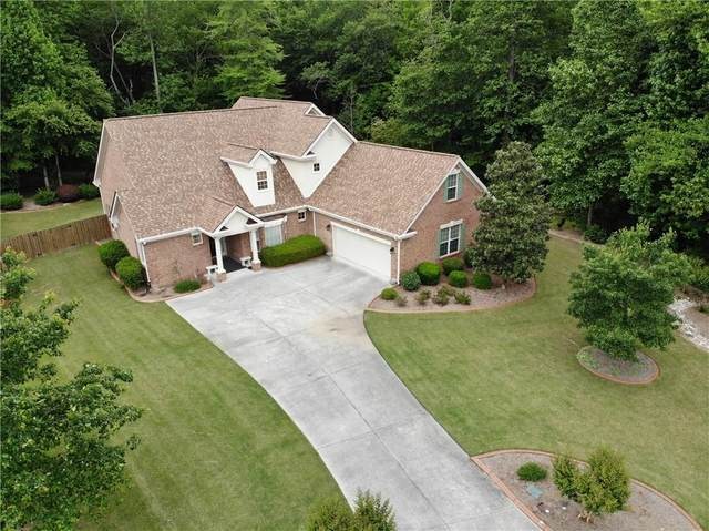418 Chicamauga Court, Loganville, GA 30052 (MLS #6897741) :: The Realty Queen & Team