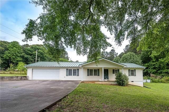 1795 Cole Creek Road, Dallas, GA 30157 (MLS #6897772) :: RE/MAX Prestige
