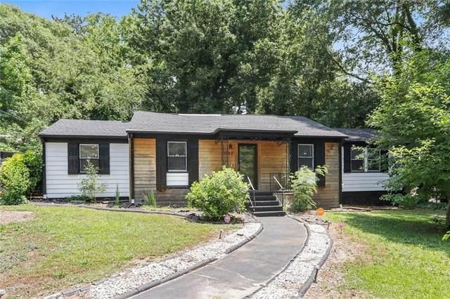 1790 Brewer Boulevard, Atlanta, GA 30310 (MLS #6897778) :: RE/MAX Paramount Properties