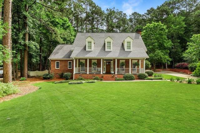 155 Northwind Trail, Fayetteville, GA 30214 (MLS #6897788) :: North Atlanta Home Team