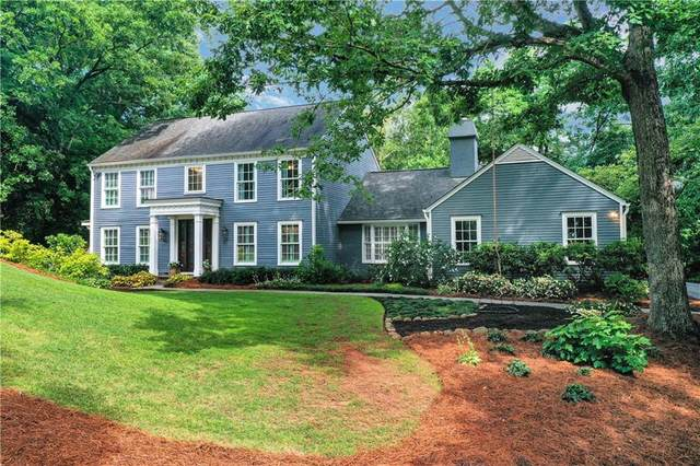 240 River North Drive, Atlanta, GA 30328 (MLS #6897799) :: The Hinsons - Mike Hinson & Harriet Hinson