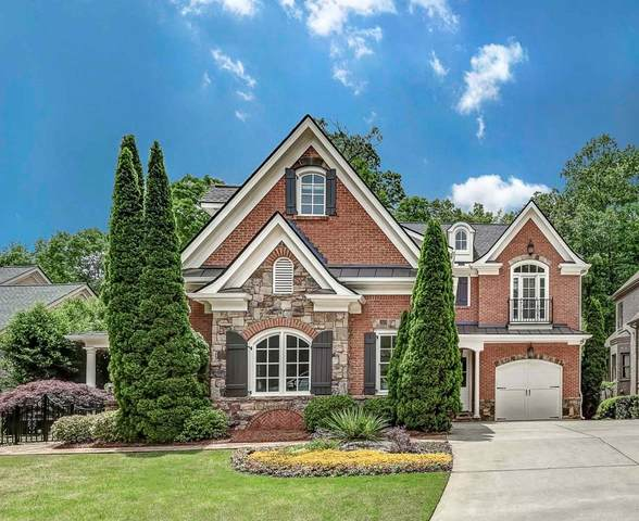 1750 High Trail, Atlanta, GA 30339 (MLS #6897808) :: 515 Life Real Estate Company