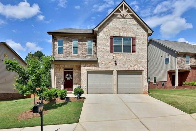 412 Fredrick Drive, Mcdonough, GA 30253 (MLS #6897812) :: Oliver & Associates Realty
