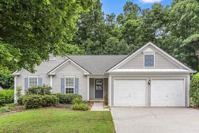 113 Park Forest Drive, Kennesaw, GA 30144 (MLS #6897823) :: The Hinsons - Mike Hinson & Harriet Hinson