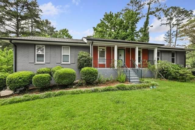 1551 Adrian Drive, Riverdale, GA 30296 (MLS #6897829) :: North Atlanta Home Team