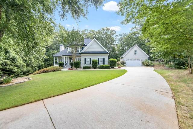 41 Doster Crest Road, Jefferson, GA 30549 (MLS #6897845) :: Charlie Ballard Real Estate