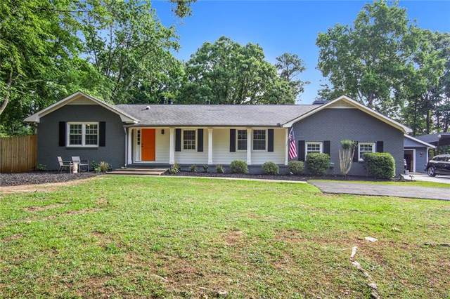 6200 Due West Road NW, Kennesaw, GA 30152 (MLS #6897874) :: Path & Post Real Estate