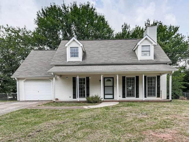 138 Southfork Drive, Woodstock, GA 30189 (MLS #6897877) :: North Atlanta Home Team