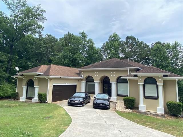 4282 River Pointe Place, Ellenwood, GA 30294 (MLS #6897892) :: Kennesaw Life Real Estate