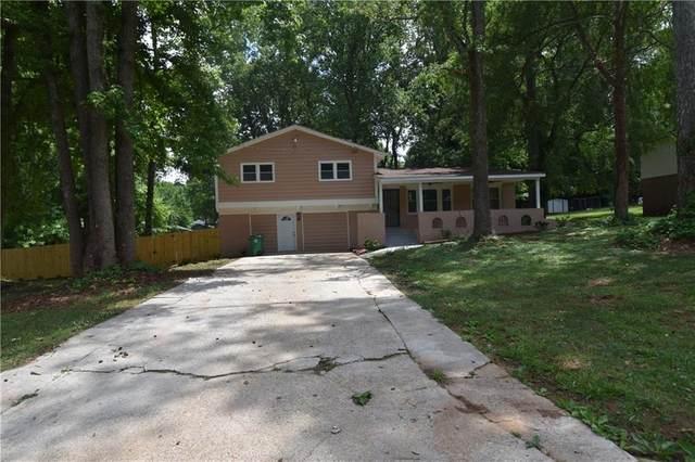1123 Palisades Drive, Ellenwood, GA 30294 (MLS #6897898) :: Path & Post Real Estate