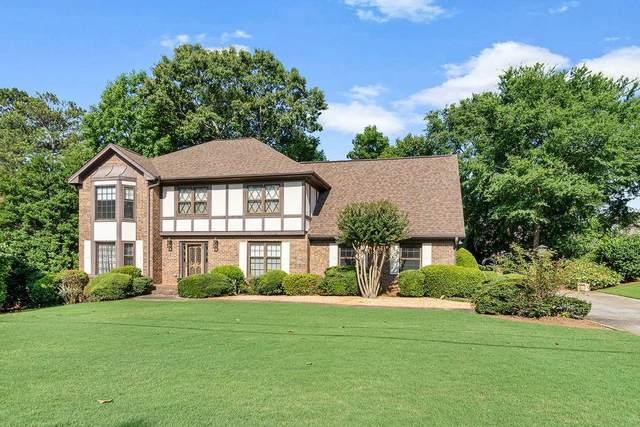 2724 Coldwater Canyon Drive, Tucker, GA 30084 (MLS #6897910) :: North Atlanta Home Team