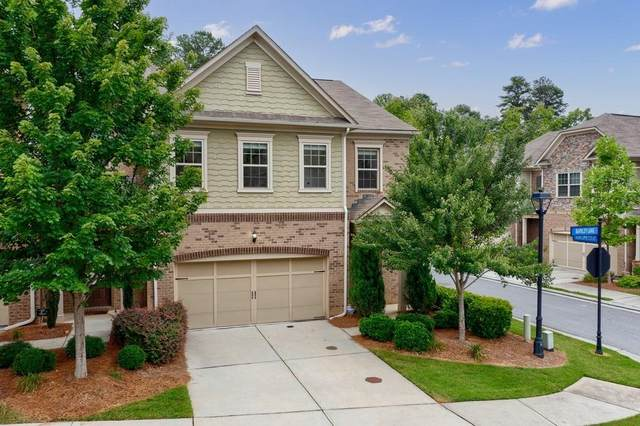 114 Barkley Lane #114, Atlanta, GA 30328 (MLS #6897923) :: North Atlanta Home Team