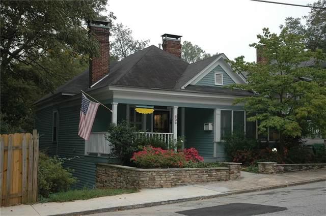 609 Berne Street SE, Atlanta, GA 30312 (MLS #6897946) :: The Justin Landis Group