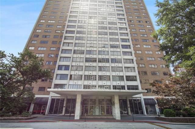 215 Piedmont Avenue NE #1804, Atlanta, GA 30308 (MLS #6897948) :: Cindy's Realty Group