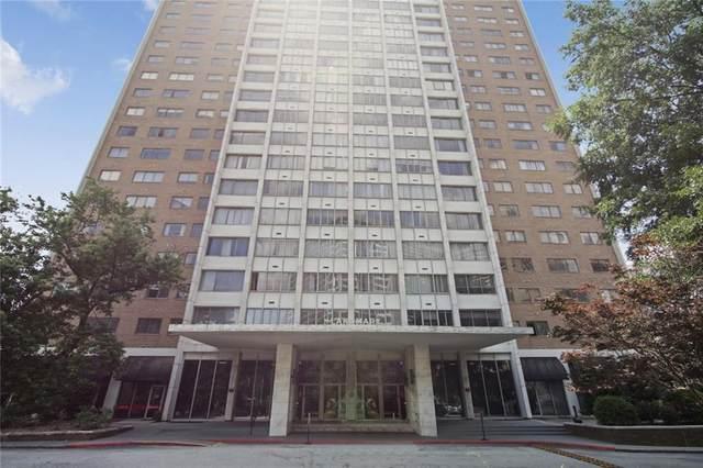 215 Piedmont Avenue #210, Atlanta, GA 30308 (MLS #6897950) :: RE/MAX Prestige