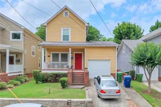 601 Martin Street SE, Atlanta, GA 30312 (MLS #6897959) :: North Atlanta Home Team