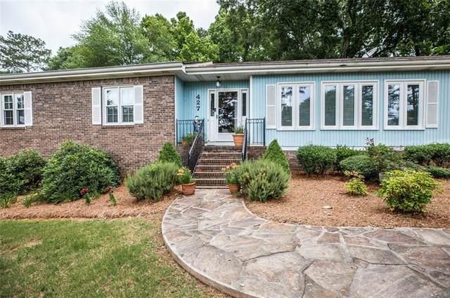 427 N Lakeshore Drive, Carrollton, GA 30117 (MLS #6897967) :: RE/MAX Paramount Properties