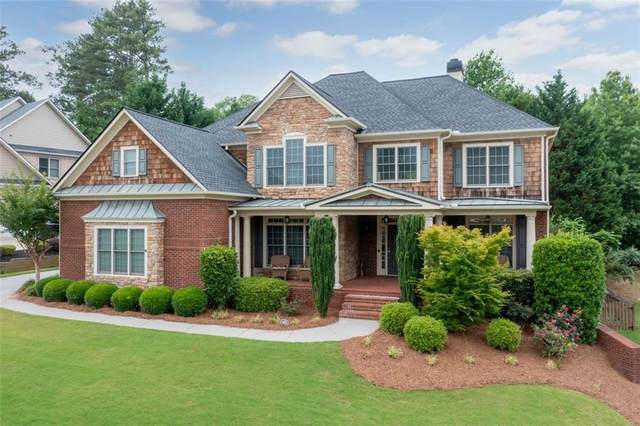 1595 Petal Point NW, Kennesaw, GA 30152 (MLS #6897972) :: Kennesaw Life Real Estate